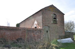 Unconverted Barn For Sale Leics