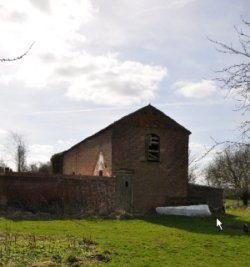 Leics Barn For Conversion