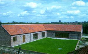 Barn conversion in Newton, Wisbech, Cambridgeshire