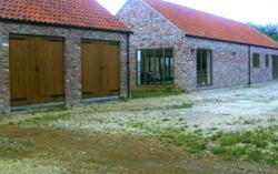 Four bedroom energy efficient barn conversion near Wisbech, Cambridgeshire