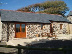 Barn conversion in Hartland,  Devon