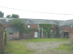 Weaverham Barns For Conversion For Sale