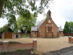 Chapel conversion near Peterborough, Cambridgeshire