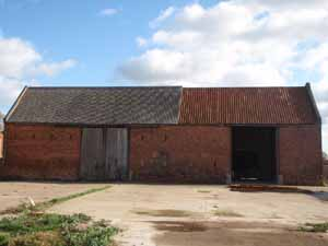 Unconverted Barn In The East Midlands