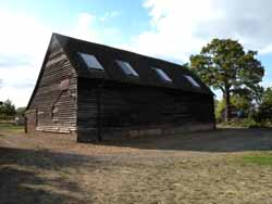 Unconverted Barn With Land Kent