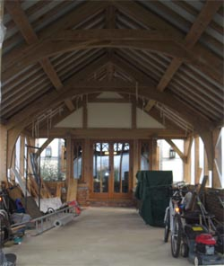 Frame Of Barn For Sale In South East England