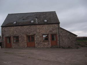 Converted Barn With Land For Sale Wales