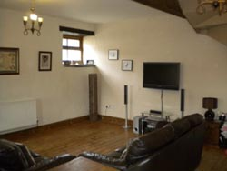 Barn Conversion Coedkernew Wales