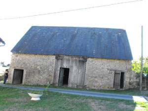 Unconverted barn For Sale In The Limousin