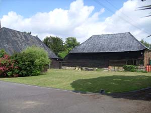 Unconverted Barns In Kent