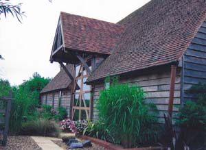 Kent Barn Conversion With Granny Annexe For Sale
