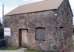 Unconverted Barn In South Wales For Sale