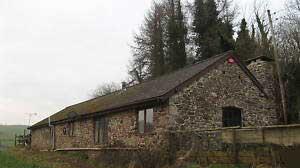 Barn conversion near Dartmoor, Devon