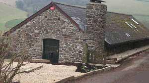 Barn conversion in Dean Prior, Dartmoor National Park, Devon