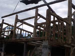 Barn Frame For Sale