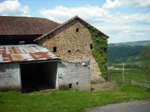 Unconverted Barn In South West France
