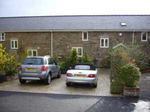 Barn conversion near Wrexham, North  Wales