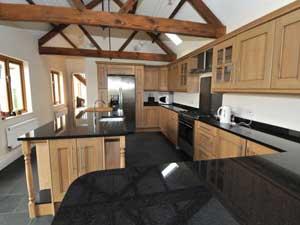 Grade II listed five bedroom barn conversion near Peterborough, Cambridgeshire