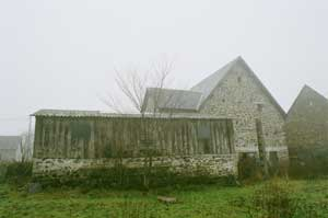 Unconverted barn  in the Auvergne, France