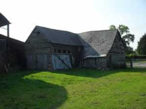 Unconverted Barn For Sale In Shropshire / Cheshire Border