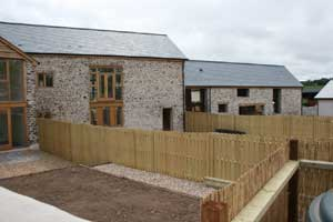 Four bedroom barn conversion in Hemyock, East Devon