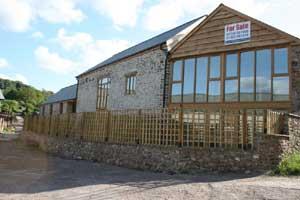 Property for sale in Hemyock, Taunton