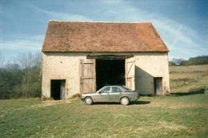 Unconverted Barn With Planning Permission In The Loire Valley