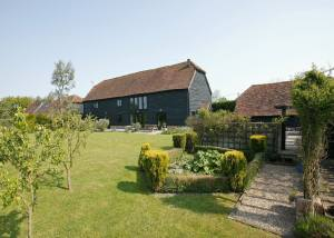 Buckinghamshire Barn Conversion With Land