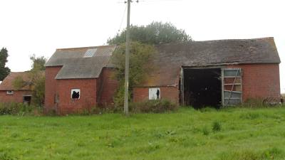 Unconverted Barn Leominster Herefordshire