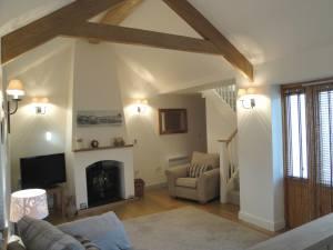 Three bedroom barn conversion for sale near Clovelly, Devon