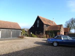 Barn Conversions For Sale Essex