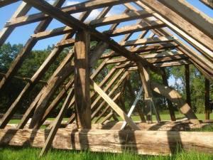 Oak Barn Frame For Sale Sussex