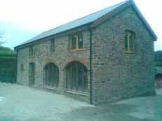 Castell Renovations